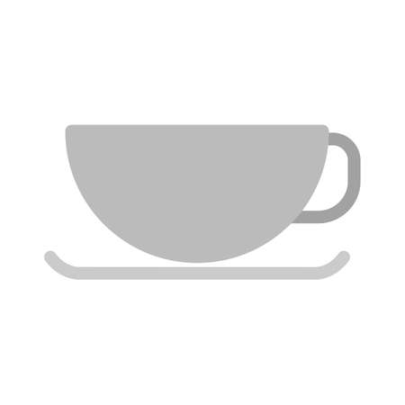 eatables: Coffee, mug, drink icon vector image. Can also be used for eatables, food and drinks. Suitable for use on web apps, mobile apps and print media