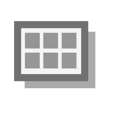images icon: Gallery, images, photo icon vector image.Can also be used for admin dashboard. Suitable for mobile apps, web apps and print media.