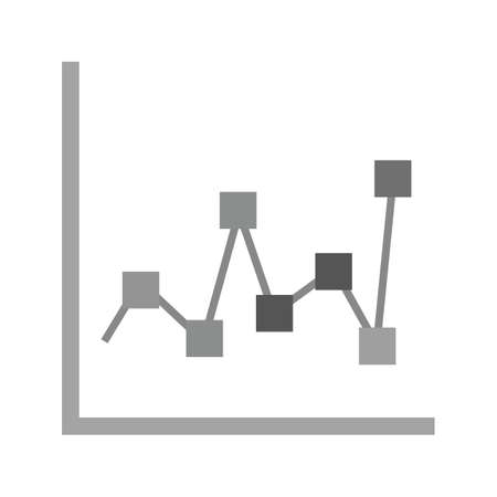 stat: Charts, graphs, diagram icon vector image.Can also be used for admin dashboard. Suitable for mobile apps, web apps and print media.