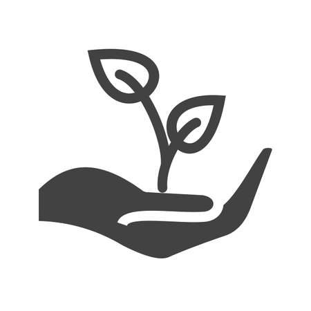 agriculture icon: Plantation, tea, agriculture icon vector image.Can also be used for gardening. Suitable for mobile apps, web apps and print media.