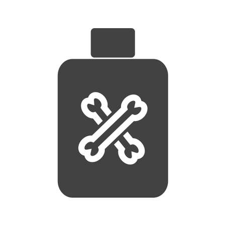 insecticide: Bottle, spray, insecticide icon vector image.Can also be used for gardening. Suitable for mobile apps, web apps and print media. Stock Photo