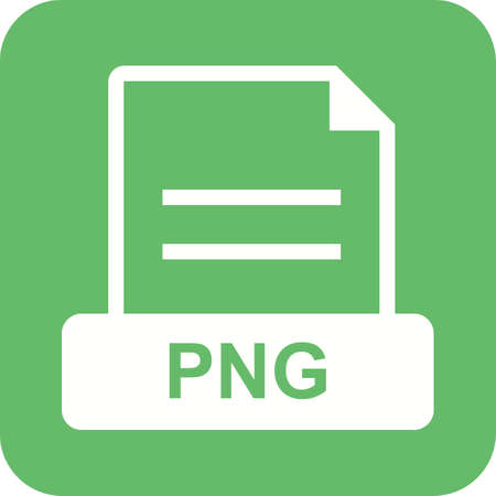 format: PNG, file, extension icon vector image. Can also be used for file format, design and storage. Suitable for mobile apps, web apps and print media.
