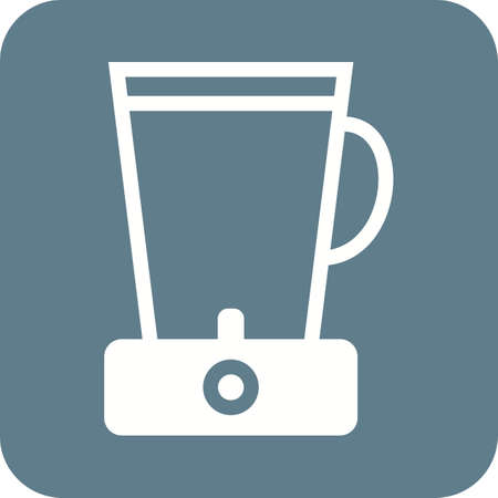 juice extractor: Juicer, lemon, squeezer icon vector image.Can also be used for home electronics and appliances. Suitable for mobile apps, web apps and print media. Illustration
