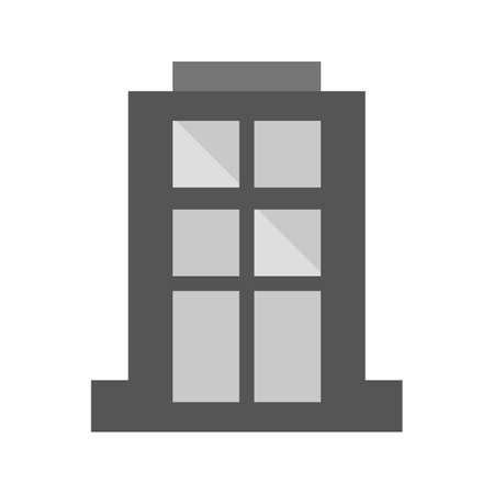 Apartment, building, block icon vector image. Can also be used for business, finance and accounts. Suitable for web apps, mobile apps and print media.