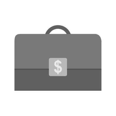 million: Briefcase, money, suitcase icon vector image. Can also be used for business, finance and accounts. Suitable for web apps, mobile apps and print media. Illustration