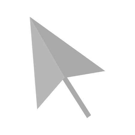device: Mouse, computer, cursor icon vector image.Can also be used for user interface. Suitable for mobile apps, web apps and print media.