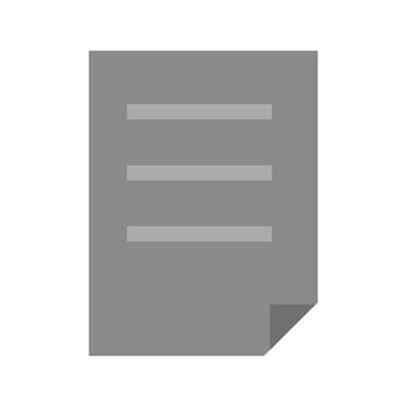 Archivo, documento pdf icon vector image.Can también ser utilizado para la interfaz de usuario. Adecuado para aplicaciones móviles, aplicaciones web y medios impresos. Foto de archivo - 45055420