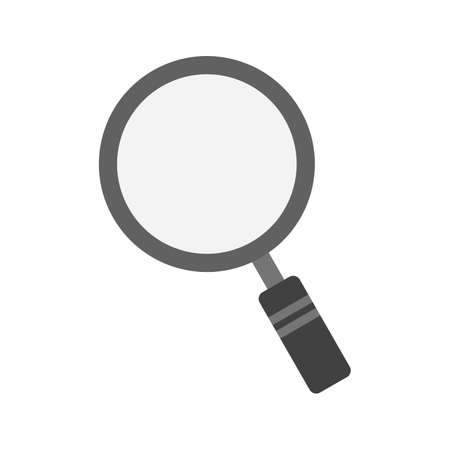 Search, find, google icon vector image.Can also be used for user interface. Suitable for mobile apps, web apps and print media. Stock Vector - 45055401