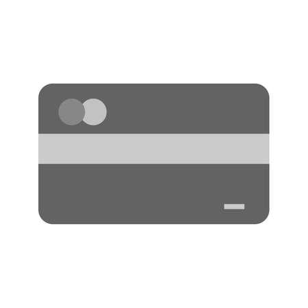 카드, 신용, 지불 아이콘 벡터 image.Can은 또한 금융, 금융, 비즈니스에 사용할 수 있습니다. 웹 앱, 모바일 앱 및 인쇄 매체에 적합합니다.