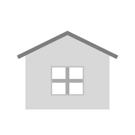 Real estate, agent, property, icon vector image.Can also be used for banking, finance, business. Suitable for web apps, mobile apps and print media. 矢量图像