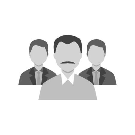 banking and finance: Team, people, users icon vector image.Can also be used for banking, finance, business. Suitable for web apps, mobile apps and print media.