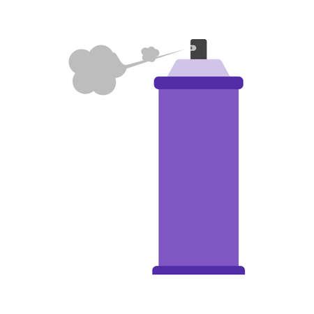 objetos de la casa: Roc�e, botella, laca imagen del icono del vector. Tambi�n se puede utilizar para objetos dom�sticos. Adecuado para su uso en aplicaciones web, aplicaciones m�viles y material de impresi�n. Vectores