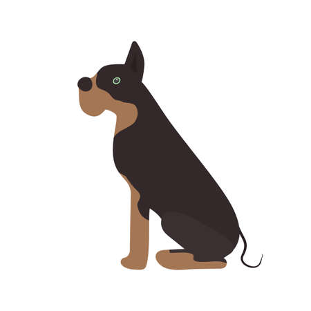 barking: Barking, bulldog,dog icon vector image. Can also be used for Animals and Insects. Suitable for mobile apps, web apps and print media.