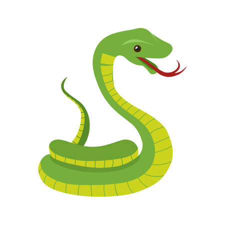 cobra: Snake, cobra, king icon vector image. Can also be used for Animals and Insects. Suitable for mobile apps, web apps and print media.