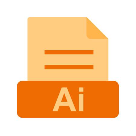 ai: AI file icon