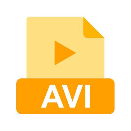avi: AVI file icon
