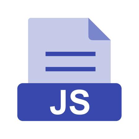 htm: JS file icon