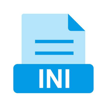 ini: INI file icon