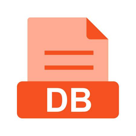 db: DB file icon