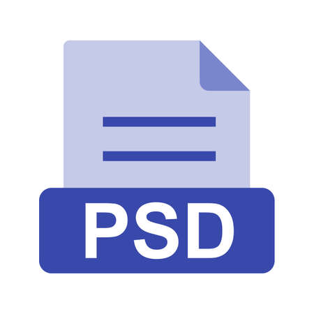 psd: PSD file icon