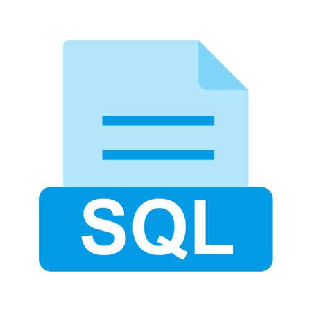 sql: SQL file icon