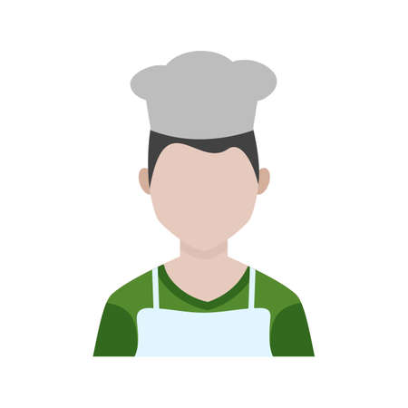 garnishing: Chef, cooking, cook icon vector image. Can also be used for activities. Suitable for use on web apps, mobile apps and print media.