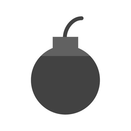 detonator: Bomb, dynamite, detonator icon vector image. Can also be used for military. Suitable for use on web apps, mobile apps and print media. Illustration