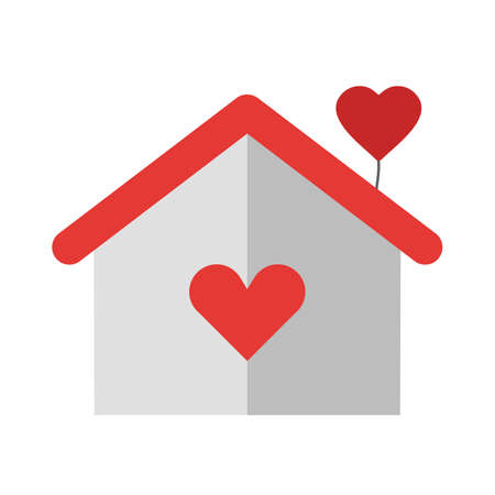 luxury home exterior: Home, luxury, decoration icon vector image. Can also be used for wedding. Suitable for use on web apps, mobile apps and print media.
