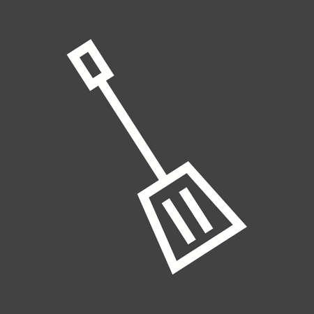 turner: Turner, cook, food icon vector image Illustration