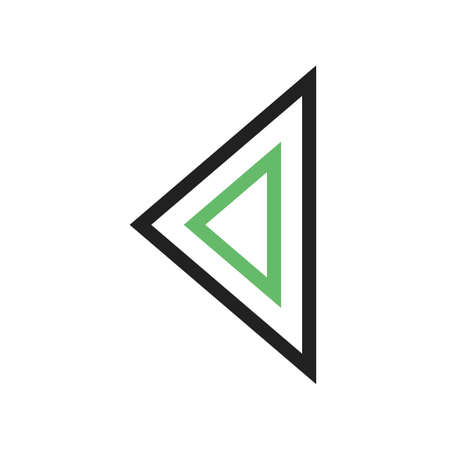 bends: Arrow, back,   icon vector image. Can also be used for arrows. Suitable for mobile apps, web apps and print media. Illustration