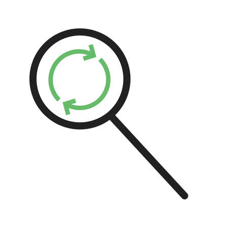 replace: Search, find, replace icon vector image.Can also be used for material design. Suitable for mobile apps, web apps and print media. Illustration