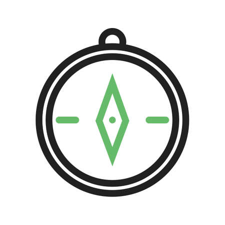 vecotr: Compass, object, geometry icon vectgor image. Can also be used for education and science. Suitable for mobile apps, web apps and print media.