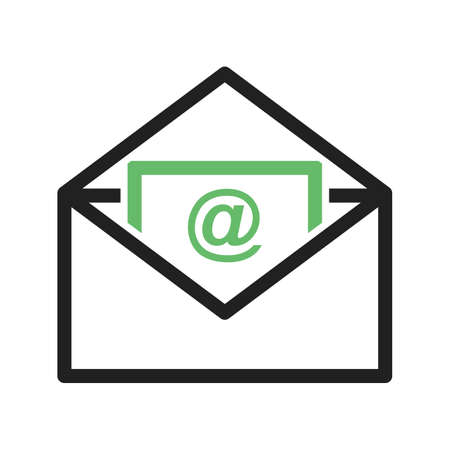 inbox icon: Mail, communication, inbox icon vector image.Can also be used for office. Suitable for mobile apps, web apps and print media.
