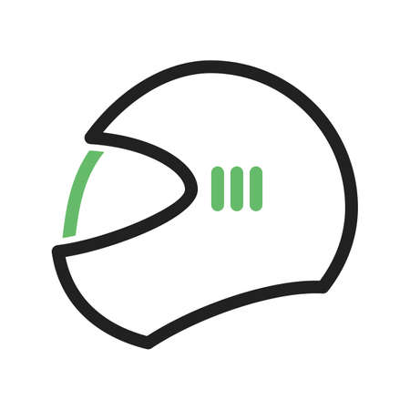 batsman: Cricket, helmet, player icon vector image. Can also be used for fitness and sports. Suitable for web apps, mobile apps and print media.