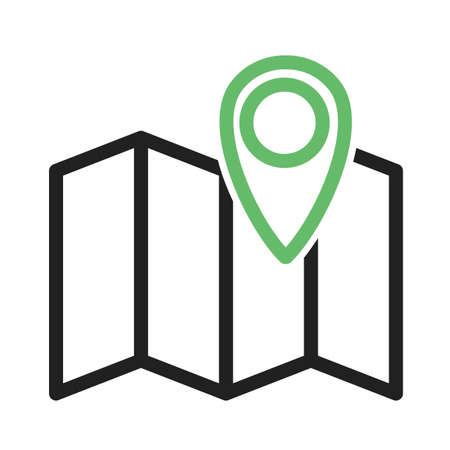 gprs: Maps, location, area icon vector image. Can also be used for camping. Suitable for use on web apps, mobile apps and print media.
