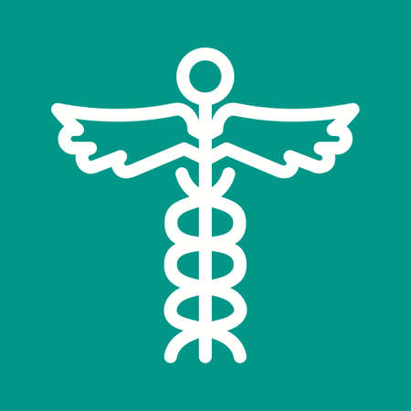 emergency icon: Medical, sign, emergency icon vector image. Can also be used for healthcare and science. Suitable for use on web apps, mobile apps and print media.