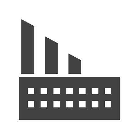 lumber: Mill, industry, building icon vector image.Can also be used for building and landmarks . Suitable for mobile apps, web apps and print media.