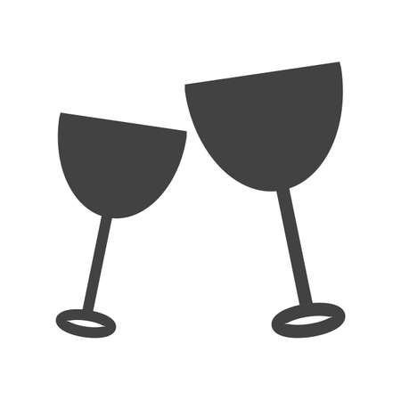 carbonated beverage: Drink, party, bottle icon vector image.Can also be used for food iconset. Suitable for mobile apps, web apps and print media.