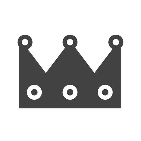 beauty queen: Crown, princess, king icon image.