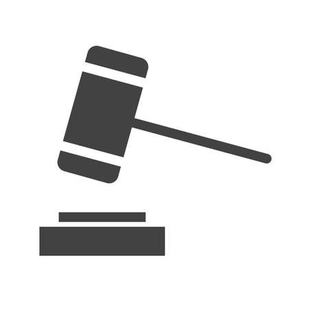 verdicts: Law, business, justice icon vector image.Can also be used for business management. Suitable for mobile apps, web apps and print media.