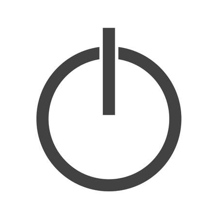 safety gear: Settings, power, control icon vector image. Can also be used for material design. Suitable for use on web apps, mobile apps and print media. Illustration