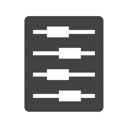 change direction: Track, change, direction icon vector image. Can also be used for material design. Suitable for web apps, mobile apps and print media. Illustration