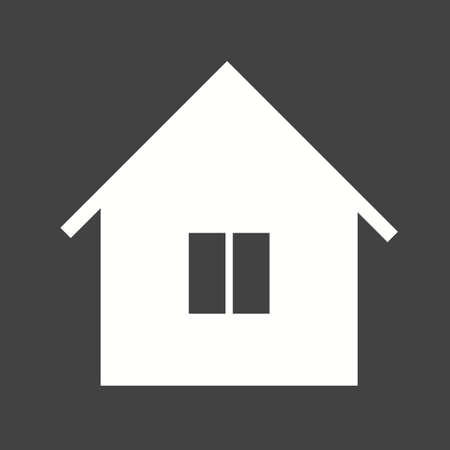 luxury house exterior: Home, room, house icon vector image.Can also be used for building and landmarks . Suitable for mobile apps, web apps and print media. Illustration