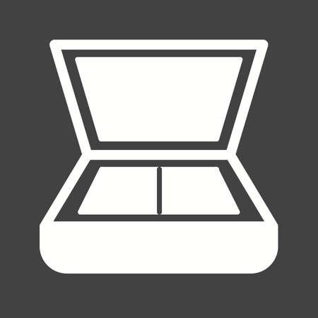 eyeshades: Eyeshades makeup icon Illustration
