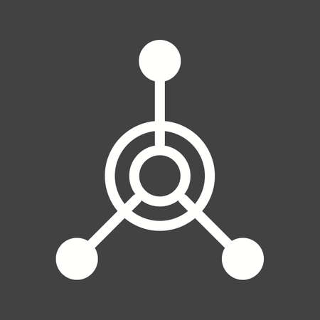 technology: Network technology, connection icon