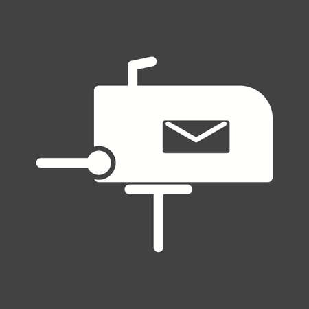 letterbox: Post, letterbox icon
