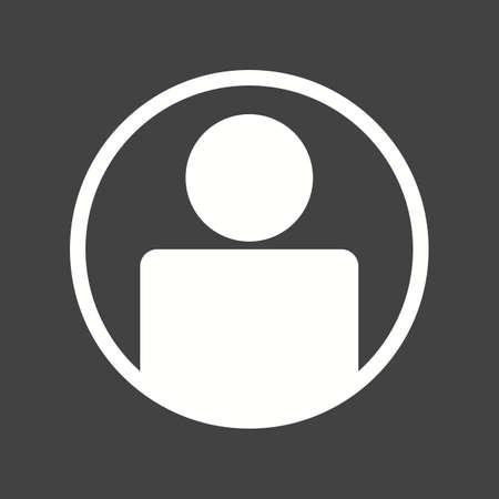 account: Account icon Illustration