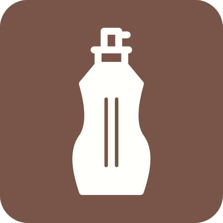 fragrant: Perfumes, spray, bottle icon vector image. Can also be used for makeup and accessories. Suitable for web apps, mobile apps and print media.