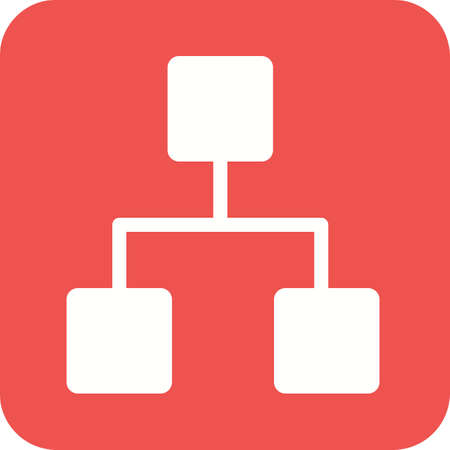 ethernet: Technology, network, cables icon vector image. Can also be used for material design. Suitable for use on web apps, mobile apps and print media