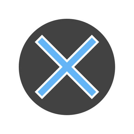 highlight: Highlight, off, tag icon vector image. Can also be used for material design. Suitable for use on web apps, mobile apps and print media.